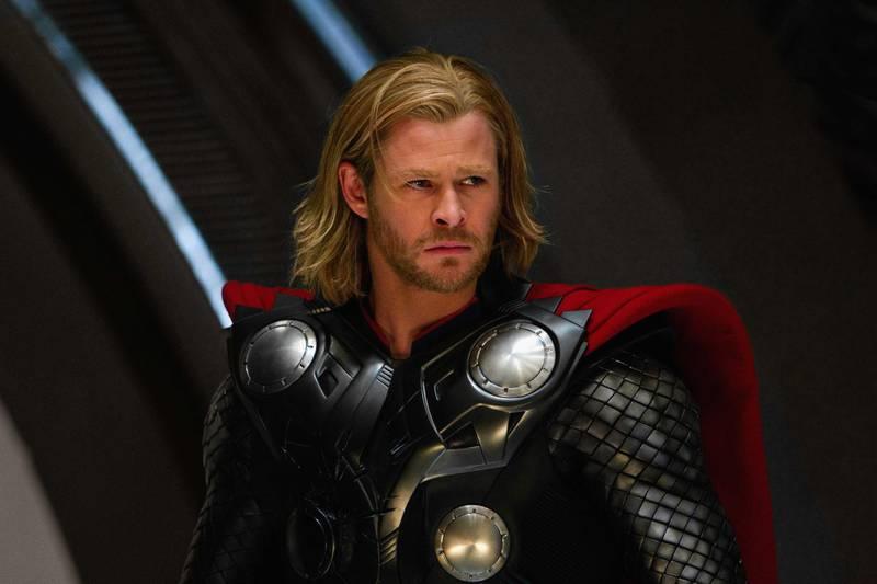 Thor. Zade Rosenthal / Marvel