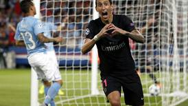 Real Madrid to see how old acquaintance Angel Di Maria is faring with Paris Saint-Germain