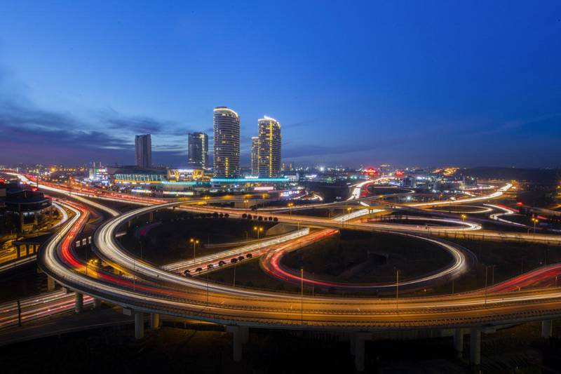 """GCCA """"Concrete in Life"""" global photography competition -Infrastructure Profesisonal. Courtesy GCCA"""