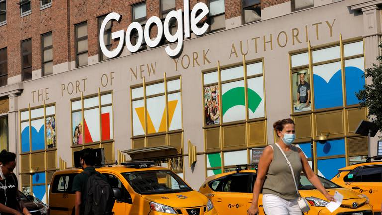 An image that illustrates this article Google to buy New York building for $2.1bn