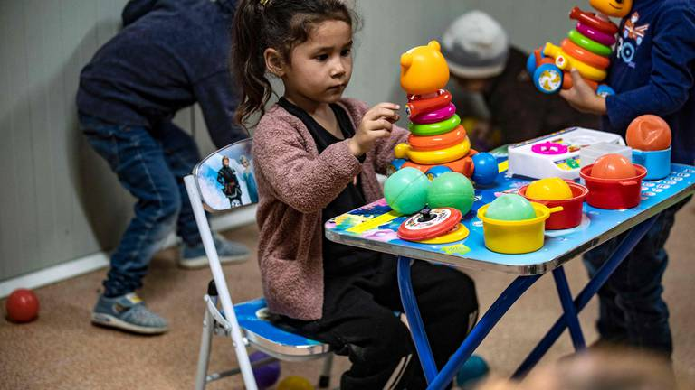 An image that illustrates this article Newly inaugurated Children's Rehabilitation Centre in Hasakeh, Syria - in pictures