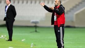 Sharjah deny manager Abdulaziz Al Anbari has left club to take UAE post
