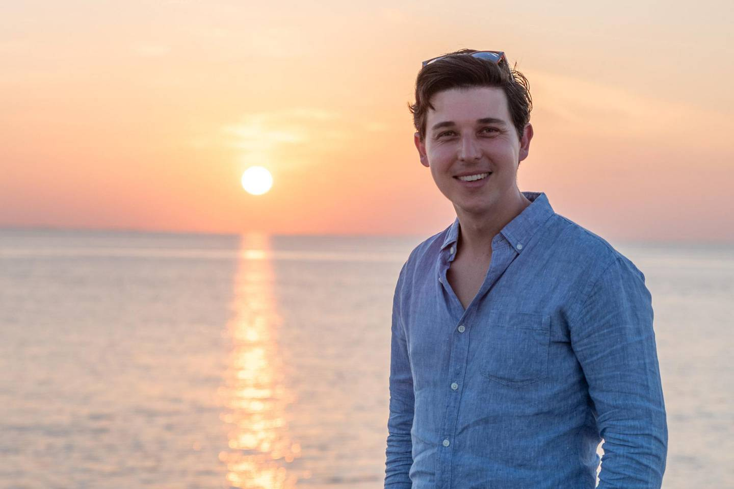 Jandré Nieuwoudt, a millennial, owns a property in Dubai and also invests in index funds. Courtesy: Jandré Nieuwoudt