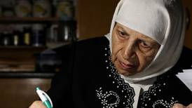 Palestinian grandmother earns her college degree at 85