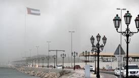 Torrential rain and high winds hit Abu Dhabi