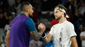 Dominic Thiem overcomes Nick Kyrgios and rowdy crowd in five-set thriller to reach Australian Open fourth round