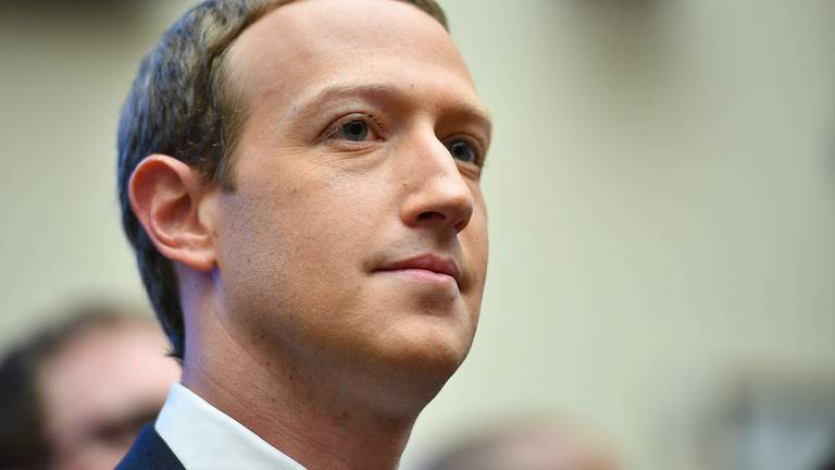 An image that illustrates this article Facebook plans name change as trust for brand falls in Middle East