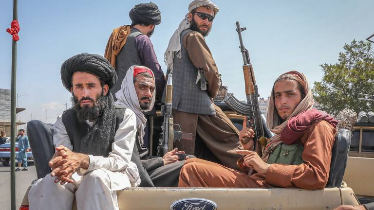 An image that illustrates this article The Taliban's actions will speak louder than their words