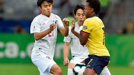 Unwanted party guests Japan showed at the 2019 Copa America that Asia is closing the gap on South America