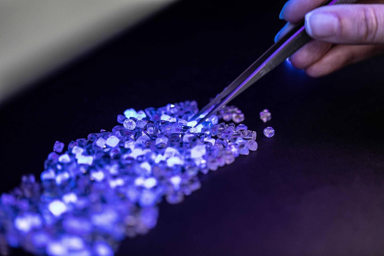 Antwerp Laurelton Diamonds. Courtesy Tiffany