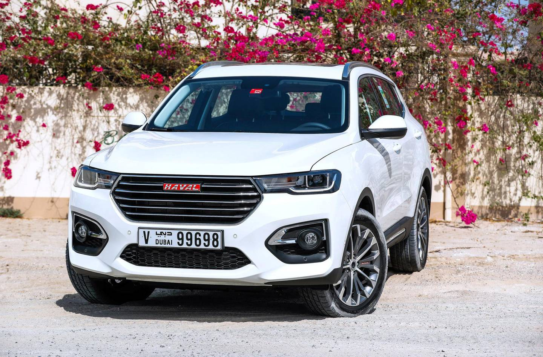 Abu Dhabi, U.A.E., September 18, 2018.  Haval H6 SUV.  Interiors and exteriors.Victor Besa / The NationalSection:  MotoringReporter:  Adam Workman