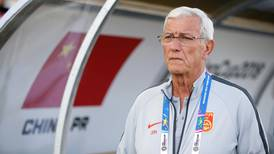 Marcello Lippi questions mentality of China players after stuttering start at Asian Cup