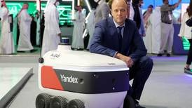 Gitex 2021: Delivery robots primed and ready to drop at your door in Dubai