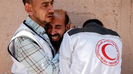 Palestinian medic dies of wounds after Israeli fire in Gaza