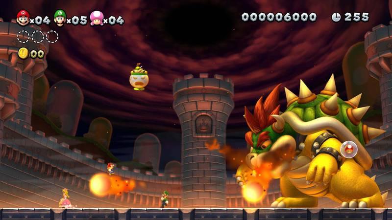 New Super Mario Bros. U Deluxe. Courtesy Nintendo