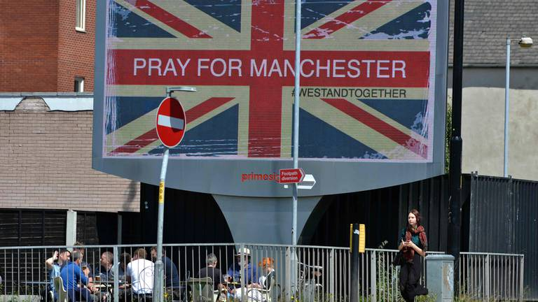 An image that illustrates this article Man arrested at UK airport over Manchester Arena terror attack