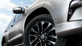 New Lexus GX crunches down in the UAE