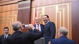 Lebanon's Hariri wins majority support to be PM, local media reports