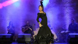 Flamenco performance lights up Erbil – in pictures