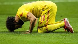 Mohamed Salah proving himself the best in the world at Liverpool