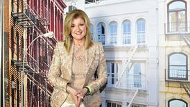 Arianna Huffington: which books inspired the media powerhouse