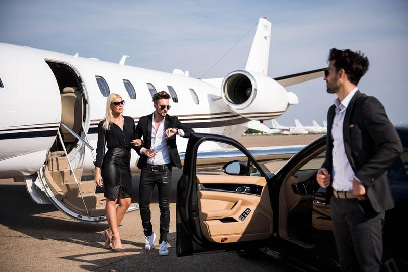 The global population of the ultra-wealthy is forecast to rise by 27 per cent in the next five years to almost 663,483, according to Knight Frank's 2021 Wealth Report. Getty Images