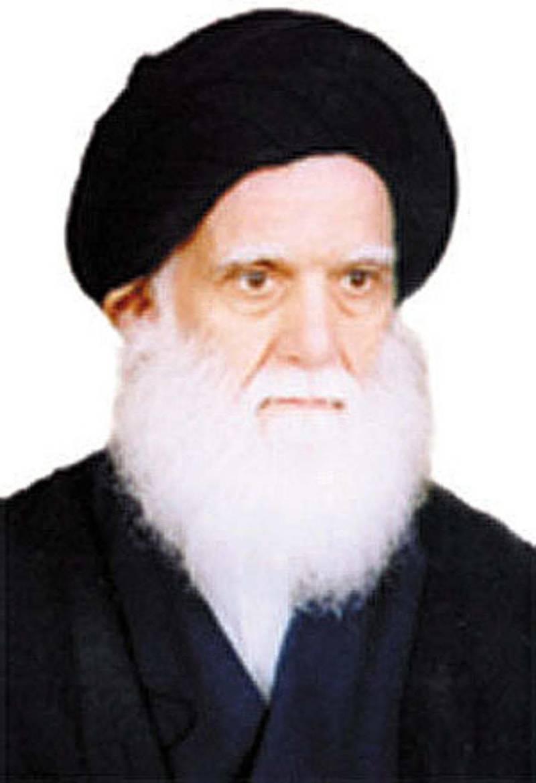 KJDM7X Muhammed Muhammed Saduq Al Sadr. Alamy
