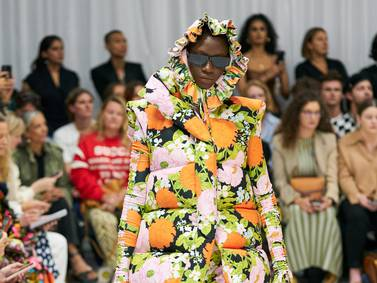 Victoria Beckham, Harris Reed and JW Anderson round out London Fashion Week in style