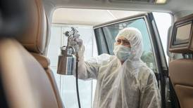 Coronavirus: how to clean, disinfect and sanitise your car