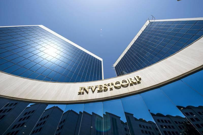 Investcorp Bahrain office. Courtesy Investcorp