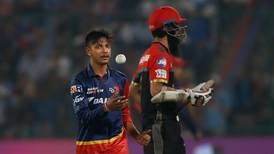 On this day: May 12, 2018 – Sandeep Lamichhane the first Nepal cricketer to play in the IPL as he debuts against Virat Kohli