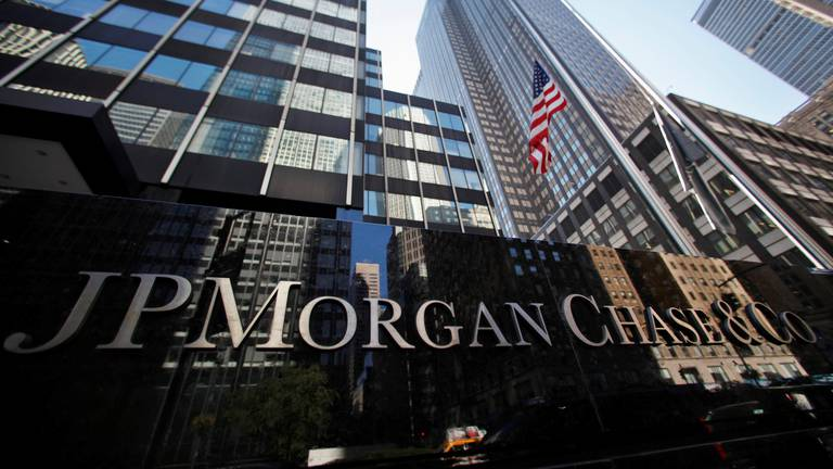 An image that illustrates this article JPMorgan prepares for US credit default
