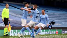 How much do Manchester City's Champions League heroes earn each week? All the salaries - in pictures