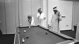 Time Frame: A simple game of pool before all the waterparks