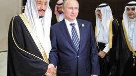 Riyadh and Moscow reaffirm Opec+ role in oil market stability