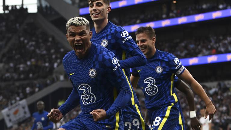 An image that illustrates this article Tuchel's masterstroke sets up Chelsea's win over Tottenham
