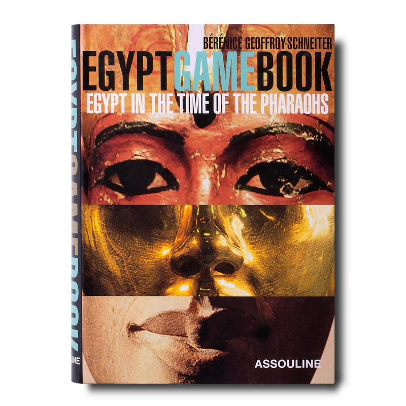 Egypt Game book, Dh166, by Assouline