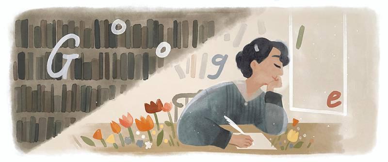 Egyptian poet Gamila El Alaily. Courtesy: Google