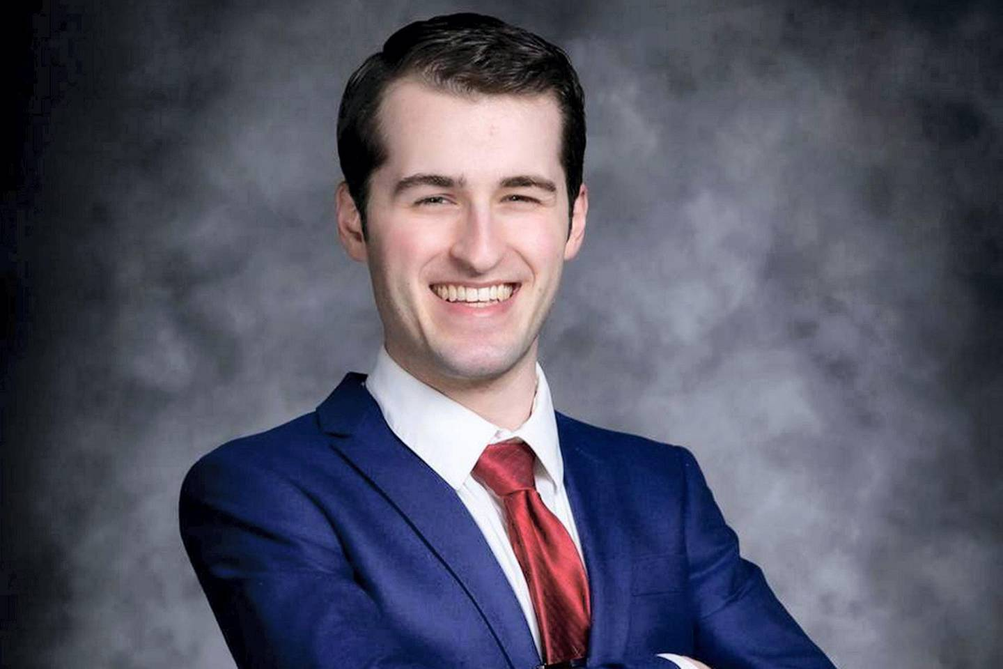 Jack Duffley, 24, began investing when he turned 18 with a few hundred dollars from a summer job that went into a retirement account. Courtesy: Jack Duffley