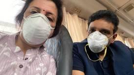 Coronavirus: Inside a Dubai isolation centre where doctors care for Covid-19 patients