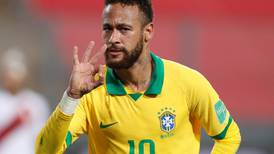Neymar hat-trick takes him above Ronaldo in Brazil's top scorer rankings and sparks wild celebrations - in pictures