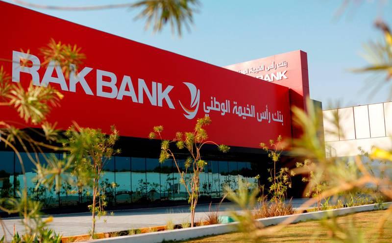 New RakBank branding. Photo Courtesy: RAKBANK *** Local Caption ***  on17oc-Rakbank.jpg