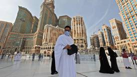 Hajj pilgrims arrive in Makkah amid strict coronavirus protocols
