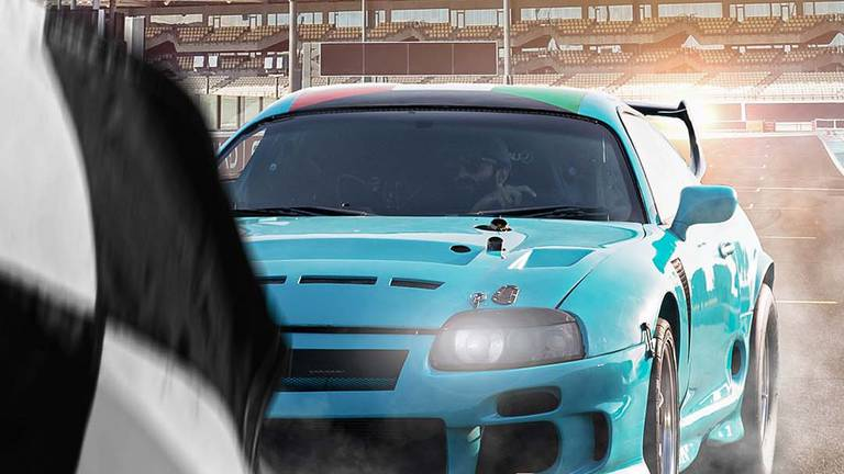 An image that illustrates this article First Netflix Arabic reality series is all about fast cars