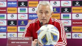 World Cup 2022: Pitch problems concern Bert van Marwijk ahead of UAE clash with Syria