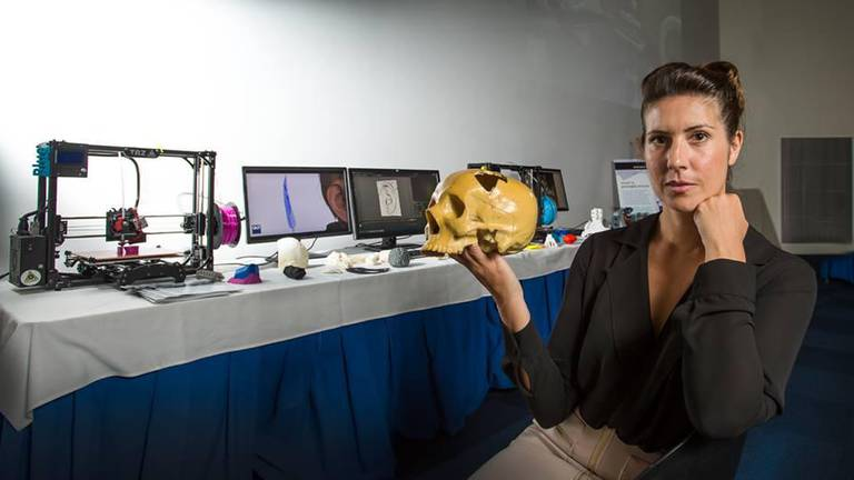 An image that illustrates this article How using 3D printing to replace body parts can revolutionise patient care