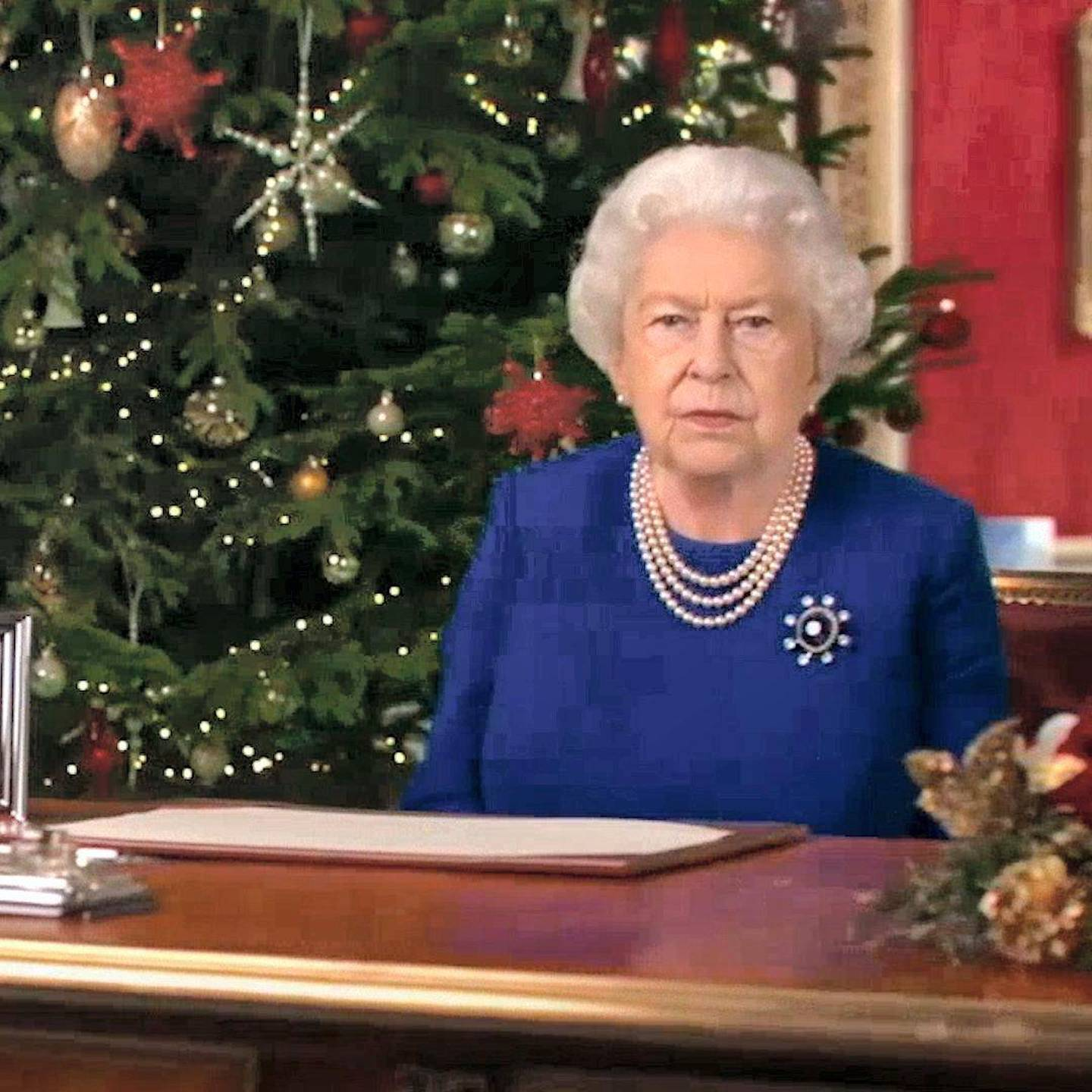Theyre related to a story we are doing on a deepfake of the Queens Christmas message.
