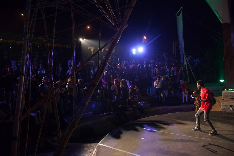 Ubumuntu Arts Festival 2017. Courtesy Tom Martin
