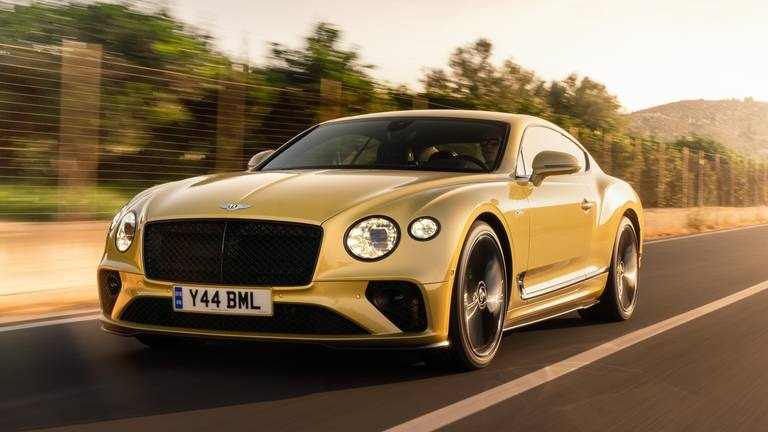 An image that illustrates this article Is the Bentley Continental GT Speed worth its significantly higher price tag?