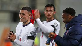 Phil Foden impresses as England take another step towards World Cup finals